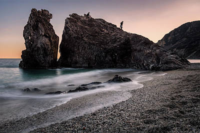 Photograph - Up And Down The Rock by Matteo Viviani