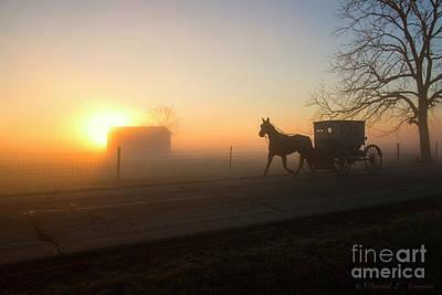 Photograph - Up At Dawn by David Arment
