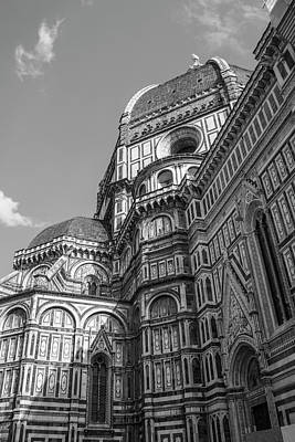 Photograph - Up At The Duomo In Florence  by John McGraw