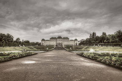Photograph - Up Belvedere by Roberto Pagani