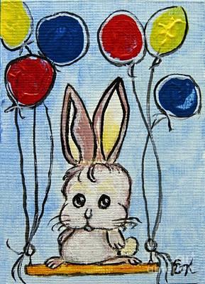Painting - Up by Ella Kaye Dickey