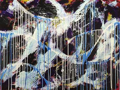 Painting - Up In The Air by Sheila Mcdonald