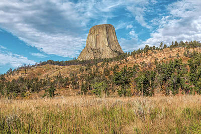 Photograph - Up On A Rise by John M Bailey