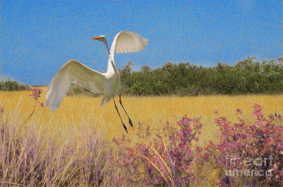 Painting - Up Sweep by Judy Kay
