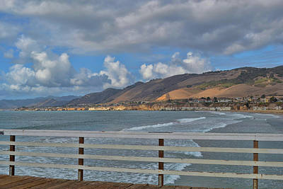 Photograph - Up To Pismo by JAMART Photography