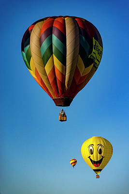 Firefighter Patents Royalty Free Images - Up Up And Away Ix Royalty-Free Image by Pablo Rosales