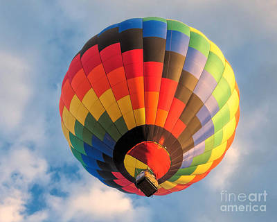 Photograph - Up Up And Away by Janice Drew