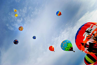 Photograph - Up Up And Away by Kristina Austin Scarcelli