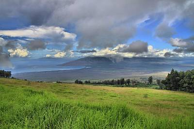 Photograph - Upcountry Maui by DJ Florek
