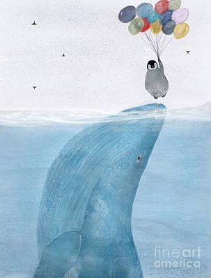 Painting - Uplifting by Bri B
