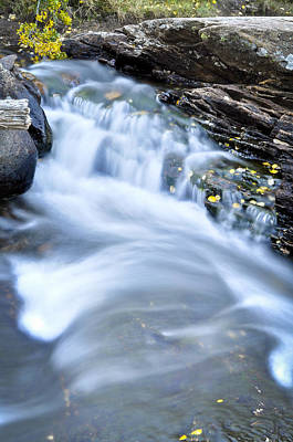 Photograph - Upper Alberta Wash by Kevin Munro