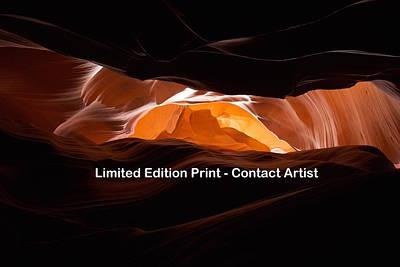 Photograph - Upper Antelope Canyon 10 by David Beebe