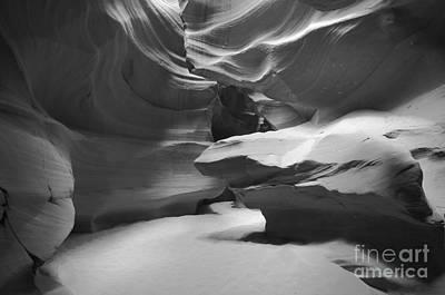 Photograph - Upper Antelope Chamber by Adam Jewell