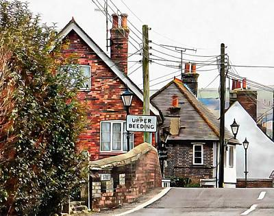 Photograph - Upper Beeding West Sussex by Dorothy Berry-Lound