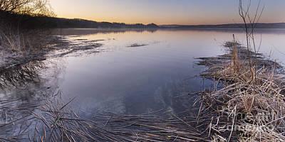 Herring Photograph - Upper Herring Lake by Twenty Two North Photography