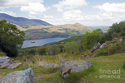 Photograph - Upper Lake Killarney National Park by Cindy Murphy - NightVisions