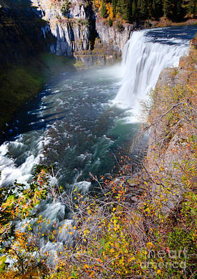 Photograph - Upper Mesa by Idaho Scenic Images Linda Lantzy