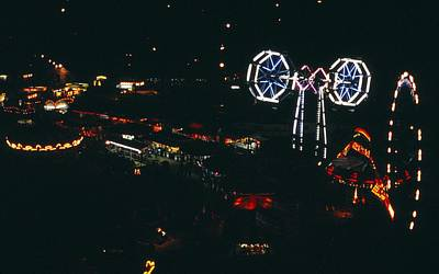 Photograph - Upper South Carolina State Fair 4 by Rodney Lee Williams