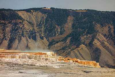 Photograph - Upper Terraces by Loree Johnson