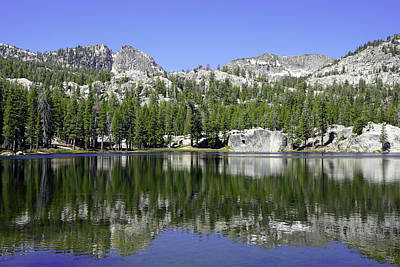Photograph - Upper Twin Lake by Dale Matson