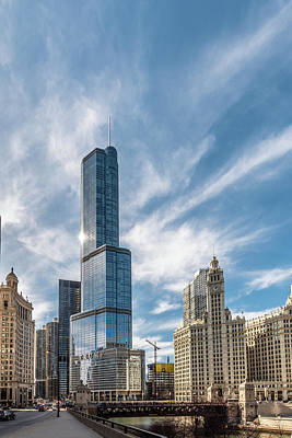 Photograph - Upper Wacker by Randy Scherkenbach