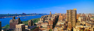 Upper West Side, Manhattan, New York Art Print by Panoramic Images