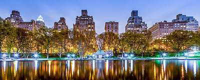 Postcards Photograph - Upper East Side Reflections by Az Jackson