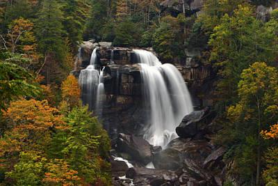 Giuseppe Cristiano - Upper Whitewater Falls - NC by Shari Jardina