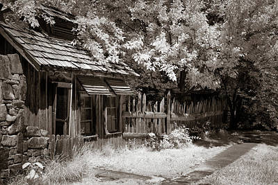 Photograph - Upscale Chickenhouse by James Barber