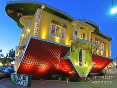 Upside Down House Original