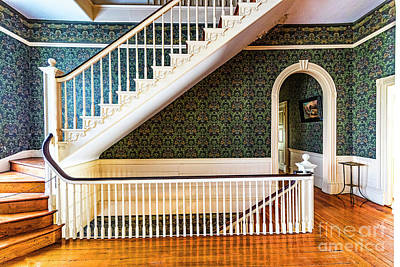 Photograph - Upstairs Downstairs 35245t by Doug Berry