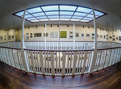 Photograph - Upstairs Gallery by Greg Nyquist