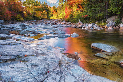 Photograph - Upstream To Rocky Gorge by Kim Carpentier