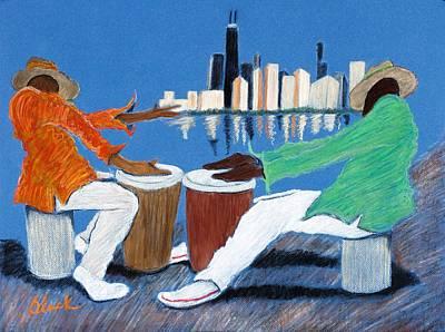 Uptown Samba Original by Charlie Black