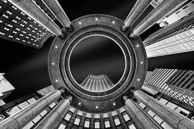 Photograph - Upward by Mihai Andritoiu