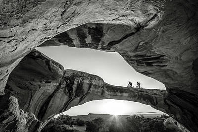 Photograph - Uranium Arch by Whit Richardson