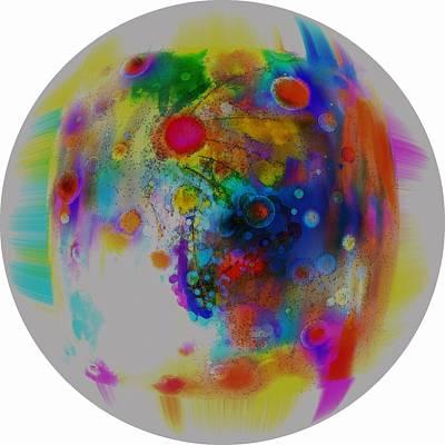 Digital Art - Uranus by Don Wright