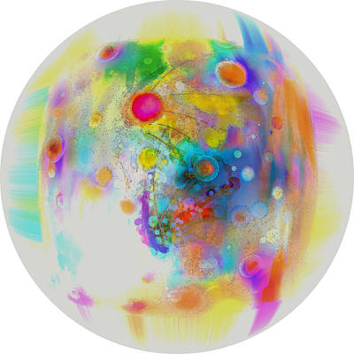 Digital Art - Uranus II  by Don Wright
