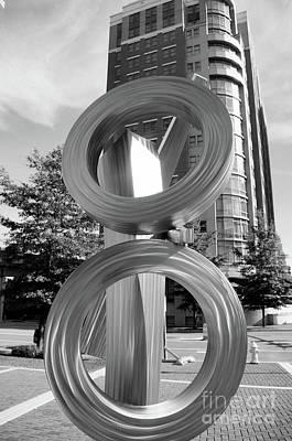 Urban Abstract  Art Print