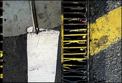 Photograph - Urban Abstracts Compilations 12 by Marlene Burns