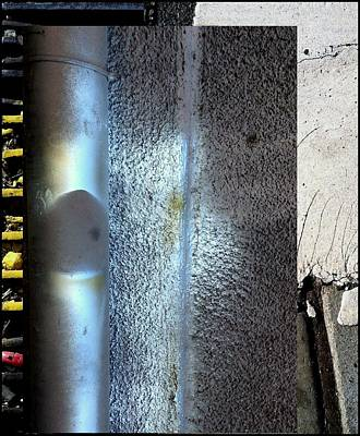 Photograph - Urban Abstracts Seeing Double 42 by Marlene Burns