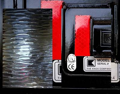 Photograph - Urban Abstracts Seeing Double 81 by Marlene Burns