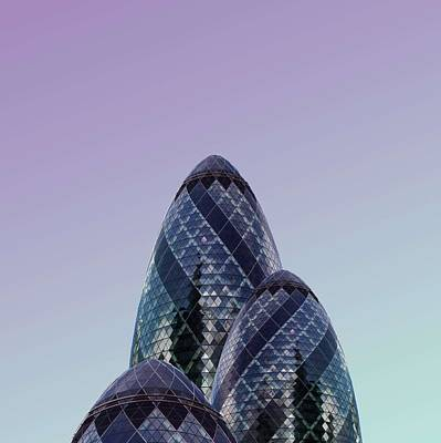 Abstract Skyline Rights Managed Images - Urban Architecture - London, United Kingdom 8 Royalty-Free Image by Celestial Images