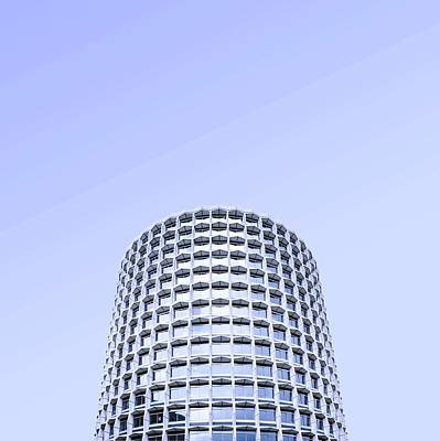 Abstract Skyline Rights Managed Images - Urban Architecture - Tottenham Court Road, London, United Kingdom 2a Royalty-Free Image by Celestial Images