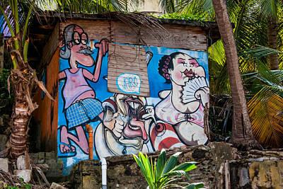 Fun Patterns - Urban Art 2 by Jenifer Kim