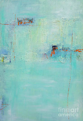 Painting - Urban Blues by Gallery Messina