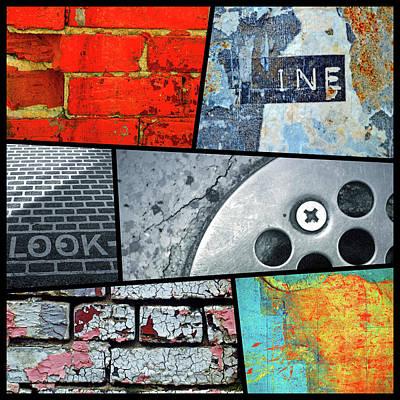 Urban Colours 2 Art Print