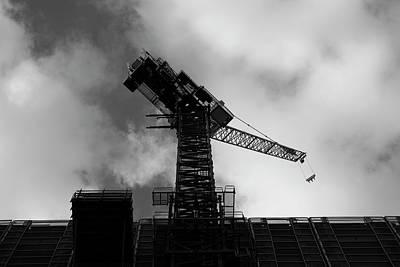 Photograph - Urban Creation by Dan Poirier