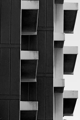 Photograph - Urban Cubism by Denise Clark