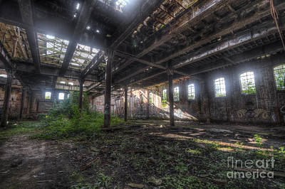 Photograph - Urban Decay 2.0 by Yhun Suarez